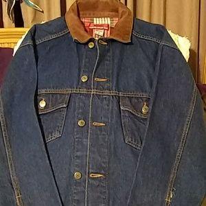 Marlboro jean jacket